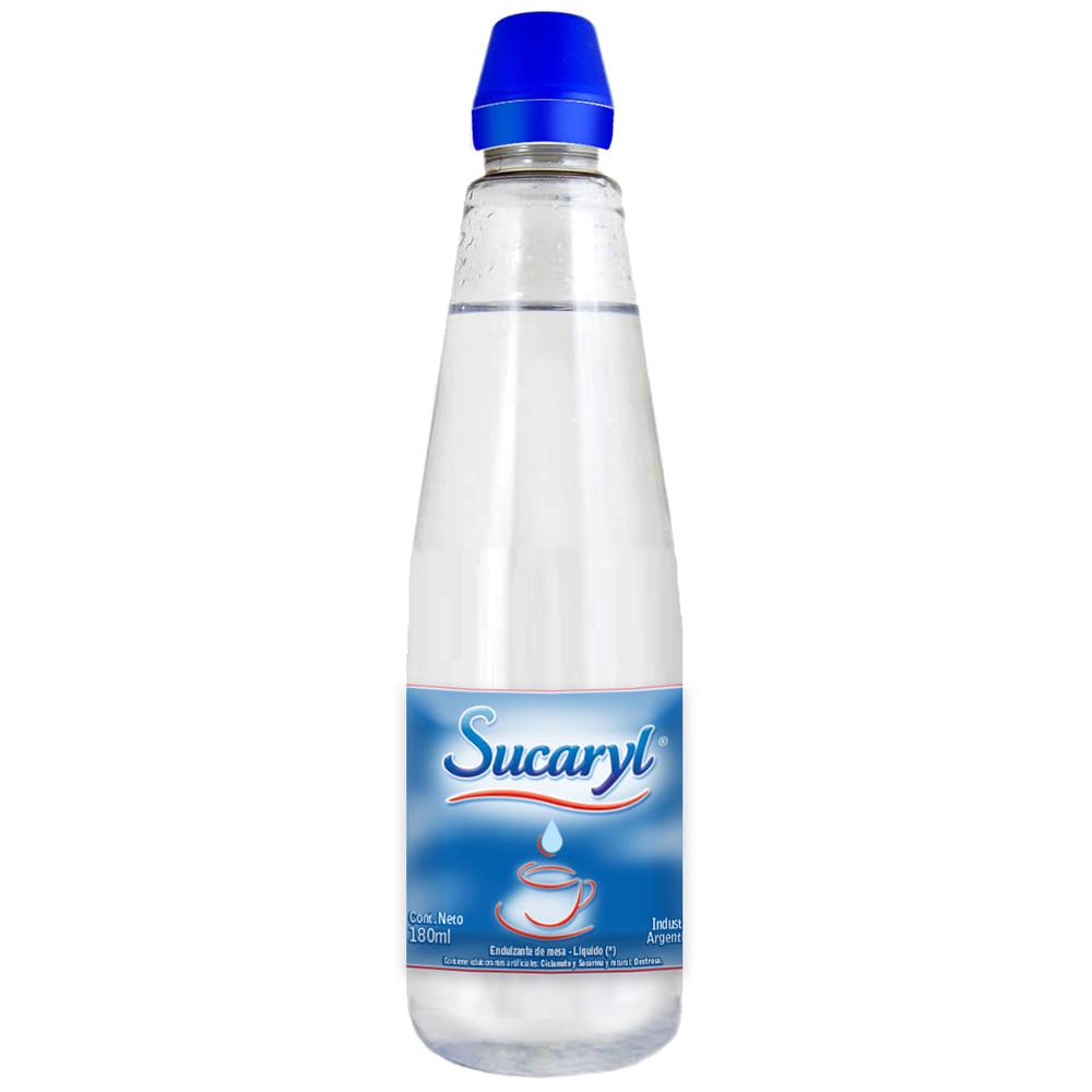 Endulzante Sucaryl liquido 180 ml
