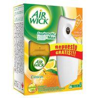 Desodorante-Ambiente-AIR-WICK-Citrico-aparato