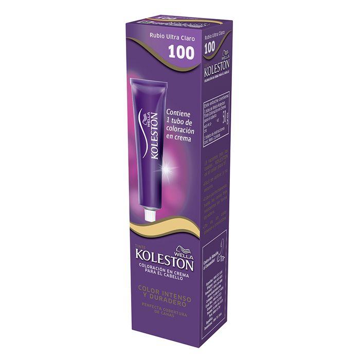 Coloracion-Koleston-WELLA-Single-Rubio-Ultra-Claro-100