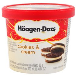 Helado-HAAGEN-DAZS-cookies-vaso-100-ml