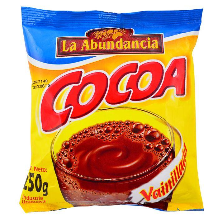Cocoa-LA-ABUNDANCIA-250-g