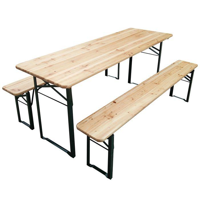 Mesa---2-banquetas-en-madera-y-acero