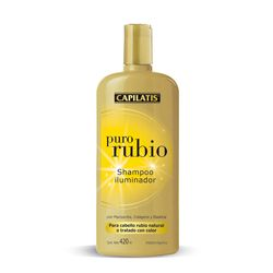 Shampoo-Iluminador-Puro-Rubio-CAPILATIS-420-ml