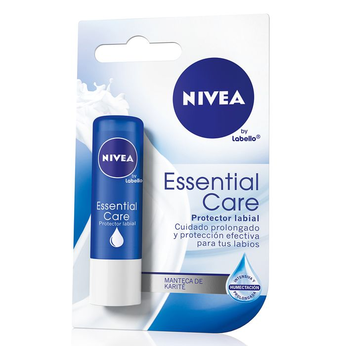 Protector-labial-labello-NIVEA-Essential-48-g