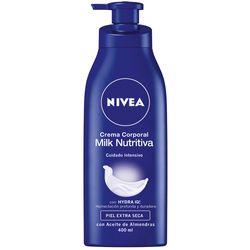 Crema-NIVEA-Milk-piel-extra-seca-400-ml