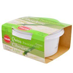 Queso-Crema-Ciboulette-TALAR-Bajas-Calorias-150-g