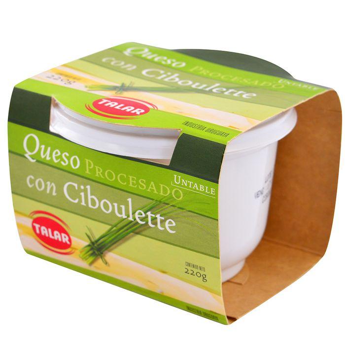 Queso-Crema-Ciboulette-TALAR-220-g