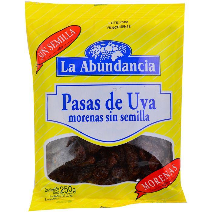 Pasas-uva-LA-ABUNDANCIA-250-g