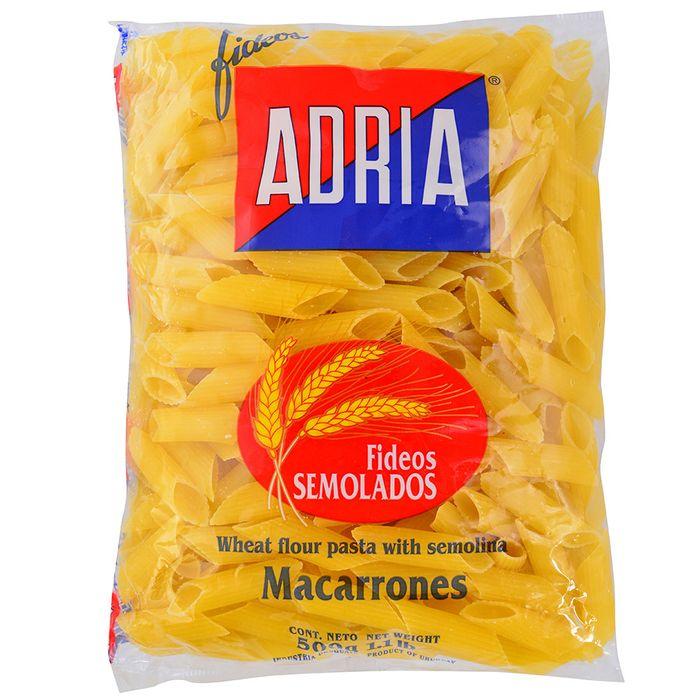 Fideos-Semolados-ADRIA-Macarrones-500-g