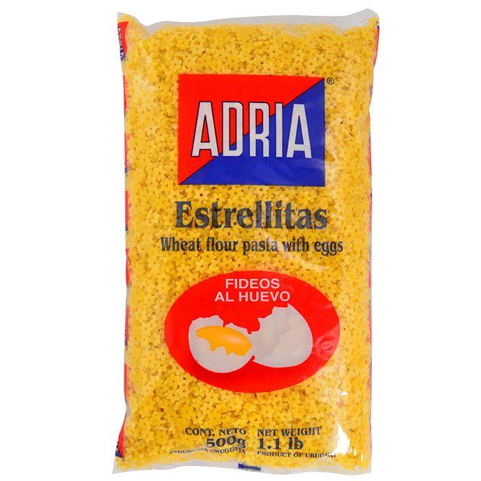 Fideo-al-huevo-ADRIA-Estrellitas-500-g