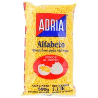 Fideo-al-huevo-ADRIA-Letritas-500-g