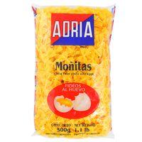 Fideo-al-huevo-ADRIA-Moña-Chica-500-g