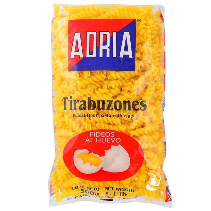 Fideo-al-huevo-ADRIA-Tirabuzon-500-g