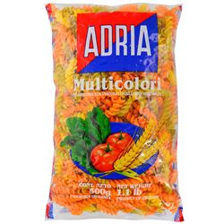 Fideo-Multicolor-ADRIA-Tirabuzon-500-g