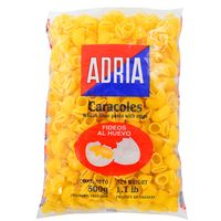 Fideo-al-huevo-ADRIA-Caracoles-500-g