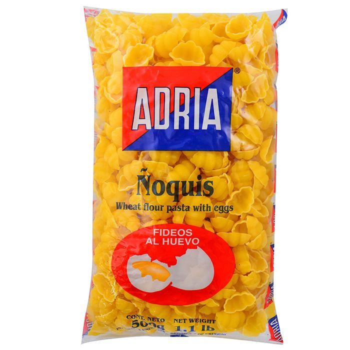 Fideo-al-huevo-ADRIA-Ñoquis-500-g