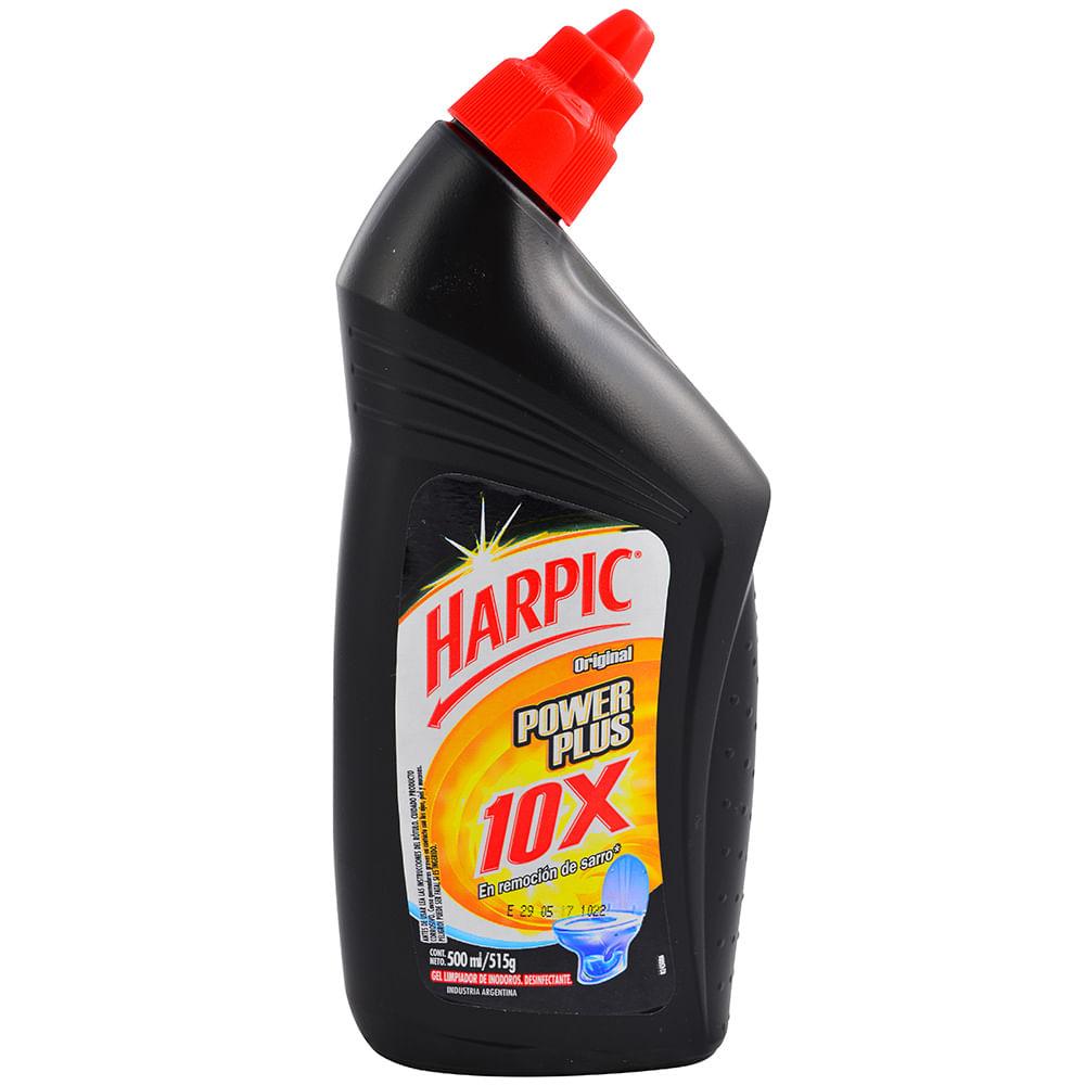Harpic gel power plus original 500 ml