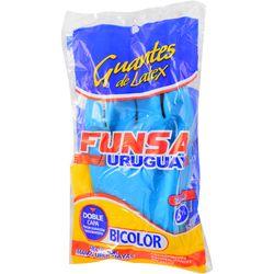 Guantes-de-Goma-FUNSA-Bicolor-Talle-8-½
