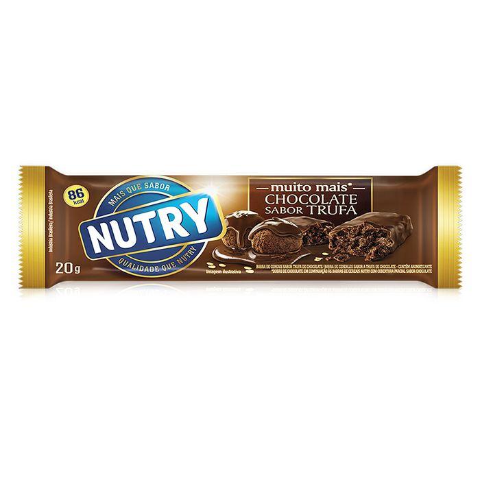 Cereal-barra-NUTRY-trufa-24-g