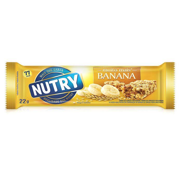 Cereal-en-barra-NUTRY-Banana-25-g
