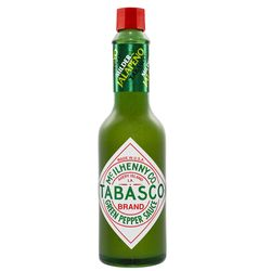Salsa-Green-Pepper-TABASCO-60-ml
