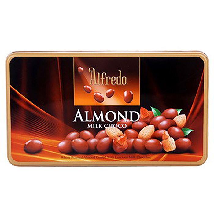 Almendras-ALFREDO-Bañadas-con-Chocolate-la.-180-g