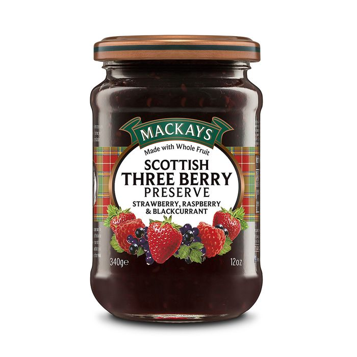 Mermelada-MACKAYS-Scottish-Three-Berry-340-g