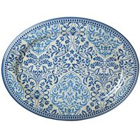 Fuente-oval-42.5x32.5cm-en-melamina-antique