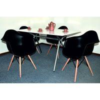 Juego-de-comedor-Mod.-Eames---4-butacas-75x135x75-cm