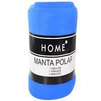 Manta-polar-HOME-2-plazas-200-x-225-cm--Azul-Piedra
