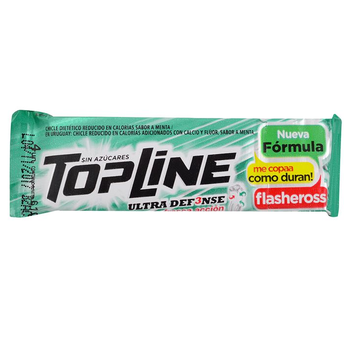 Chicle-sin-azucar-TOPLINE-Defense