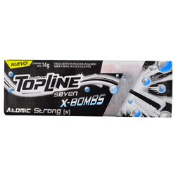 Chicle-TOPLINE-7-Atomic-Strongt-14-g