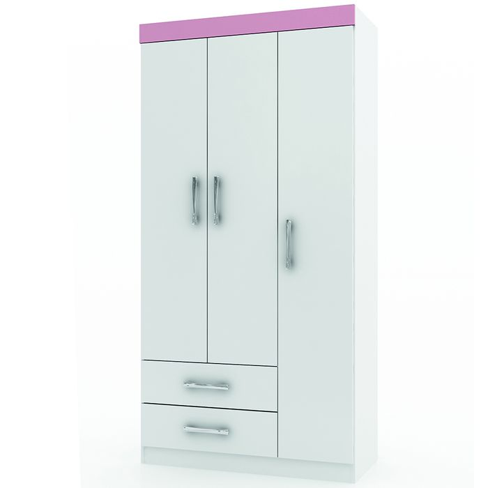Ropero-Mod.-Flex-3-puertas-color-blanco-184x93x47-cm