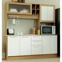 Cocina-compacta-Mod.-Walben-7-puertas-3-cajones-185x180x53-cm
