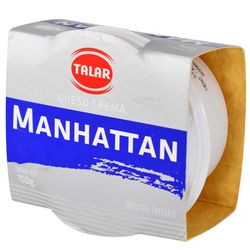 Queso-Crema-Manhattan-TALAR-150-g