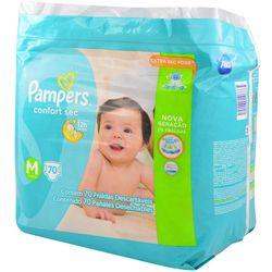 Pañal-PAMPERS-Confort-Sec-Forte-Bag-Med-x-70-un.