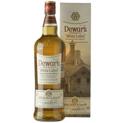 Whisky-Escoces-DEWAR-S-white-label-bt.-1L
