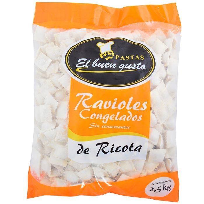 Ravioles-EL-BUEN-GUSTO-Ricota-bl.-2.5-kg