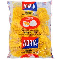 Fideo-al-huevo-ADRIA-Nido-2-500-g
