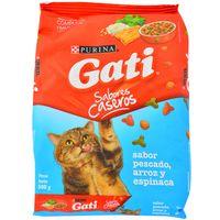 Alimento-Gato-GATI-Pescado-Arroz-y-Espinaca-500-g