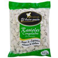 Ravioles-EL-BUEN-GUSTO-Espinaca-bl.-2.5-kg