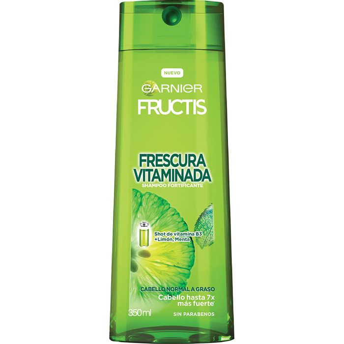 Shampoo-FRUCTIS-Vitamina-Frescor-fco.-350-ml