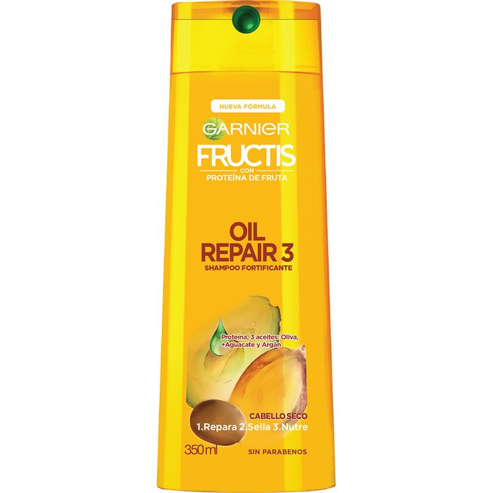 Shampoo-FRUCTIS-Oil-Repair-fco.-350-ml