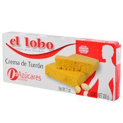 Crema-de-turron-sin-azucar-EL-LOBO-200-g