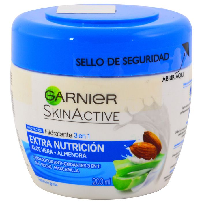 Crema-de-rostro-GARNIER-Skinact-hidratante-basic-200-ml