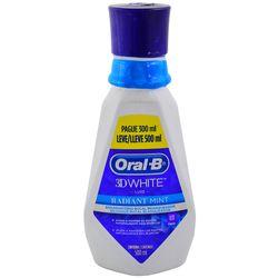 Enjuague-bucal-ORAL-B-radiant-mint-3d-white-500-ml