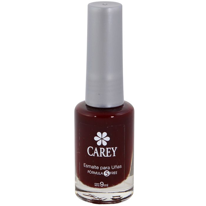 Esmalte-de-uñas-CAREY-n013-rojo-bordeaux-osc.
