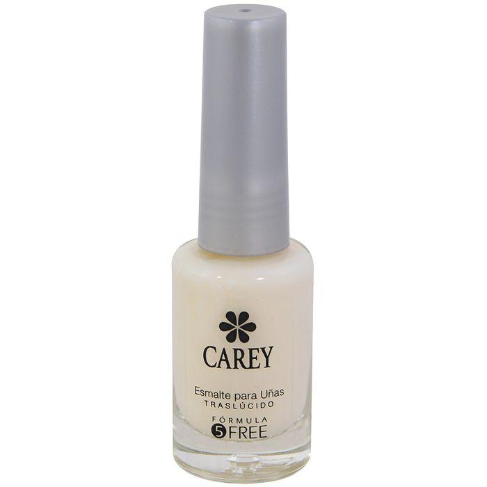 Esmalte-de-uñas-CAREY-n711-cremosos-blanco-transparente
