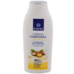 Crema-corporal-DR.-SELBY-nutritiva-con-argan-250-ml