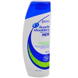 Shampoo-HEAD---SHOULDER-men-control-graso-180-ml